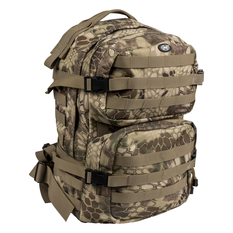 US Rucksack Assault II snake FG 40 L