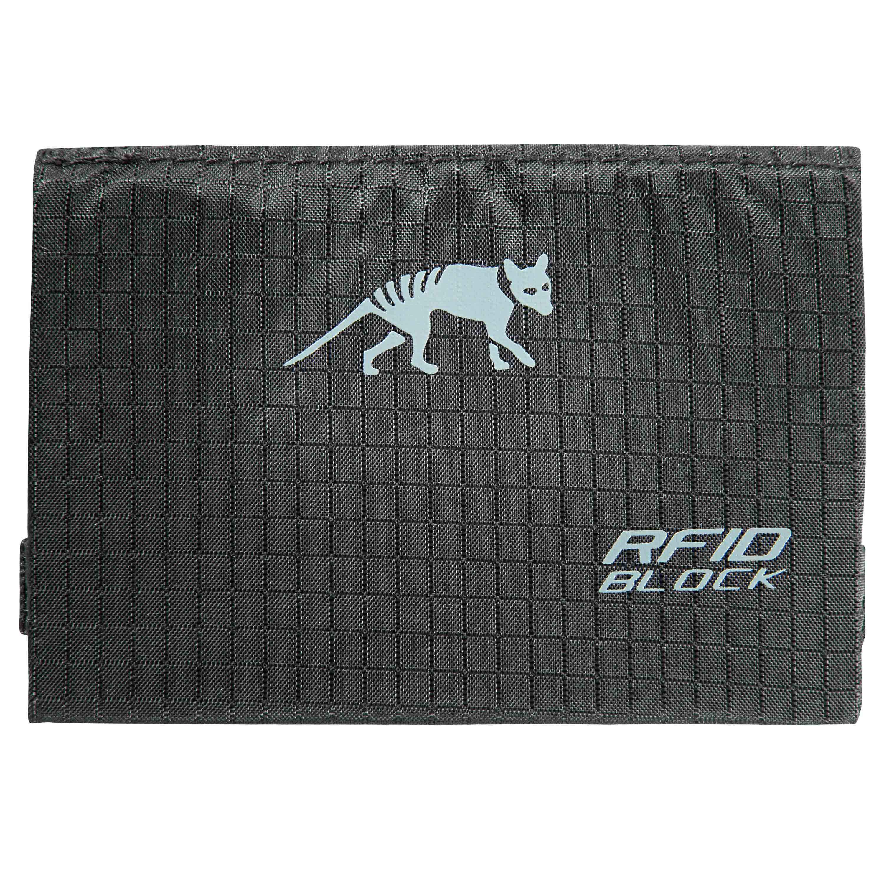 Tasmanian Tiger Card Holder RFID schwarz