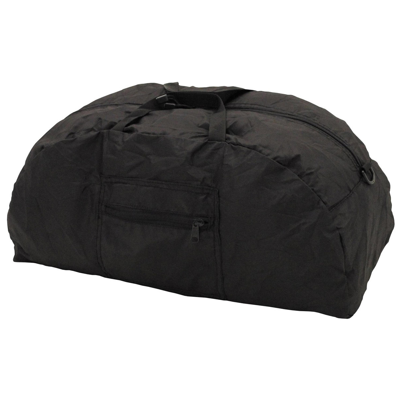 Fox Outdoor Bekleidungstasche faltbar schwarz