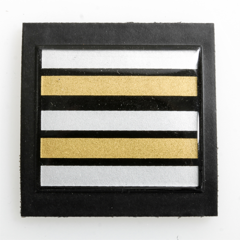 Dienstgradabzeichen Frankreich Feuerwehr Lieutenant-Colonel