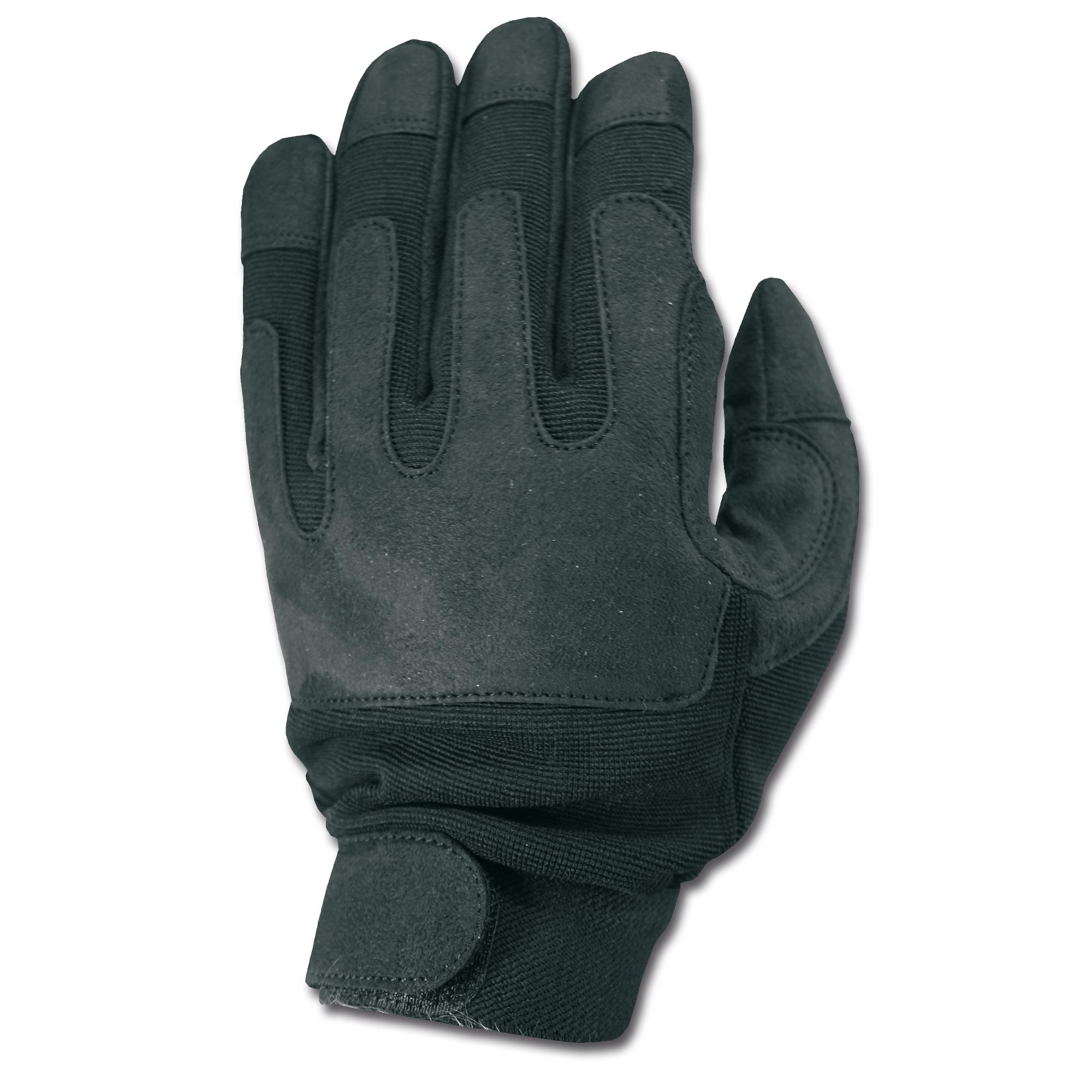 Handschuhe Army Gloves schwarz