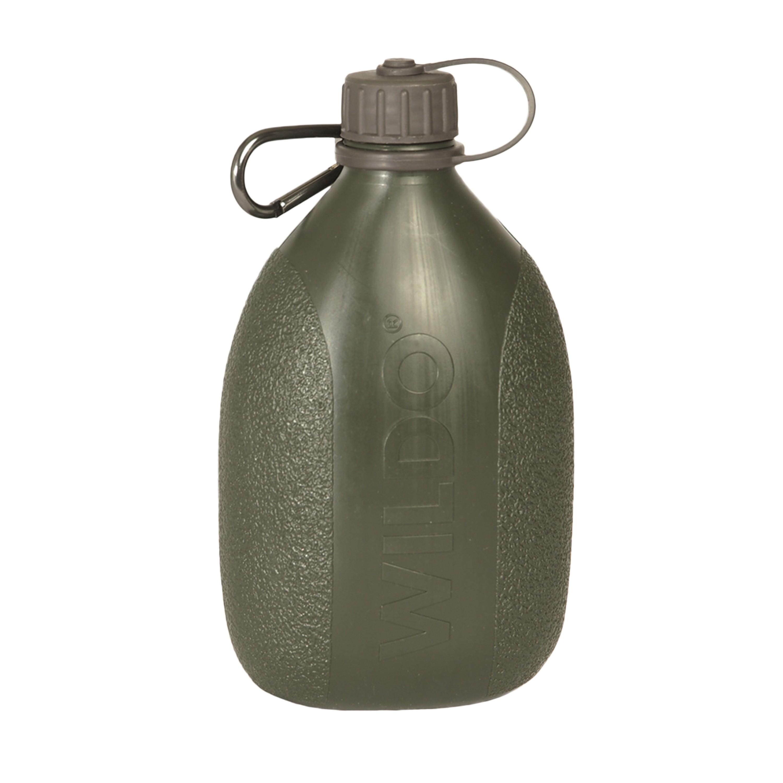 Schwedische Feldflasche oliv