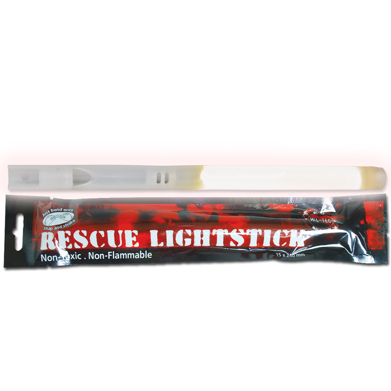 Leuchtstab Mil-Tec Rescue weiß