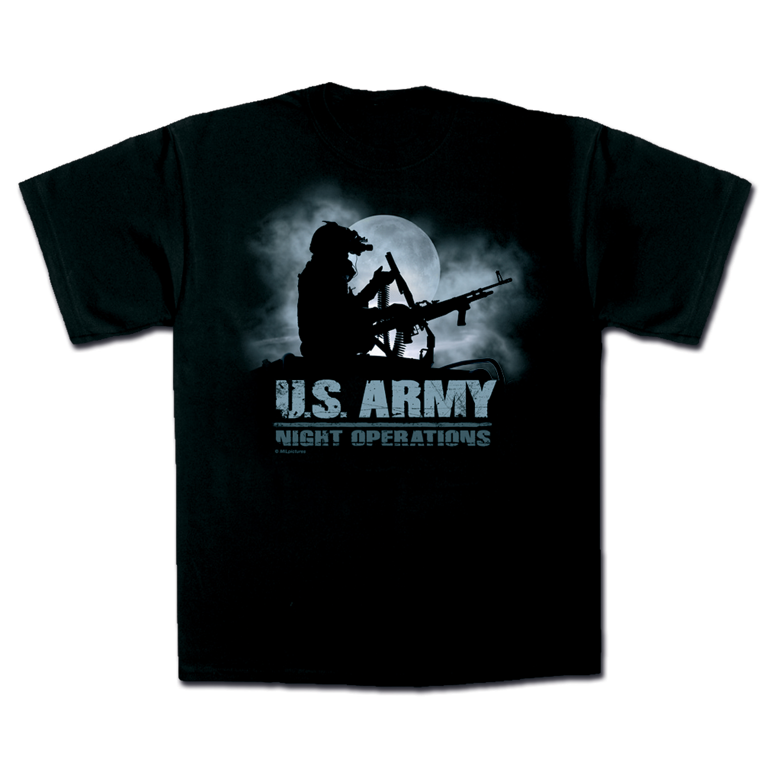 T-Shirt Mil-Pictures U.S. Army