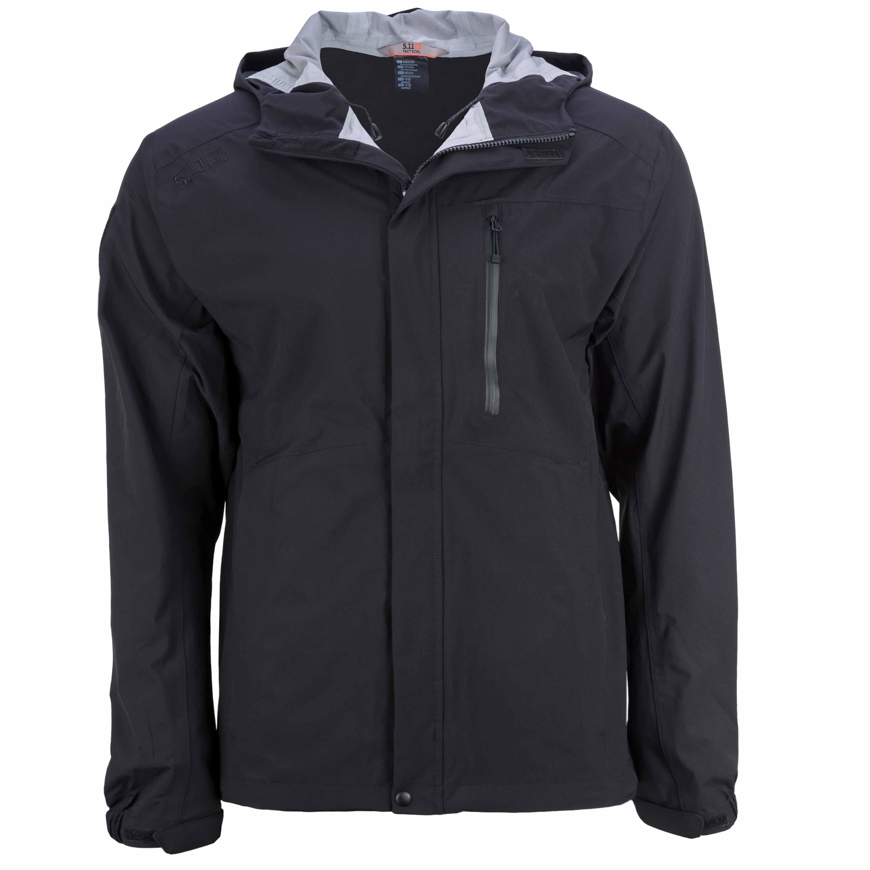 5.11 Aurora Shell Jacket schwarz