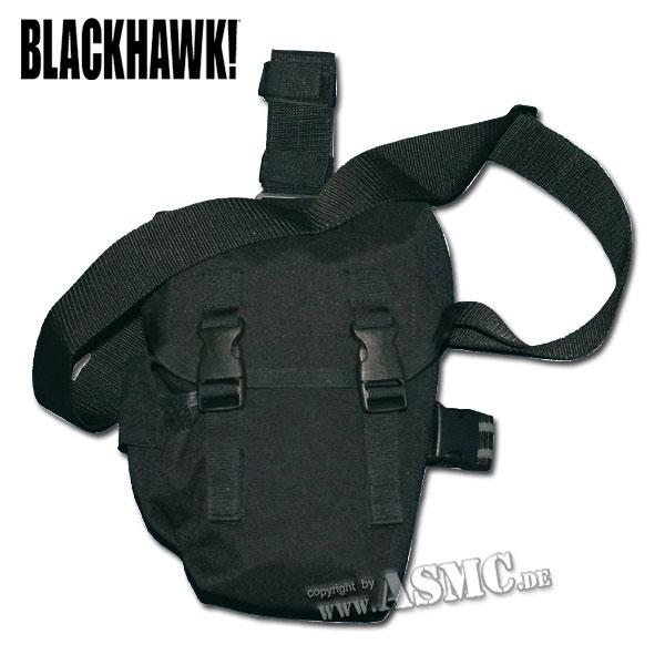 Maskentasche Blackhawk Omega schwarz