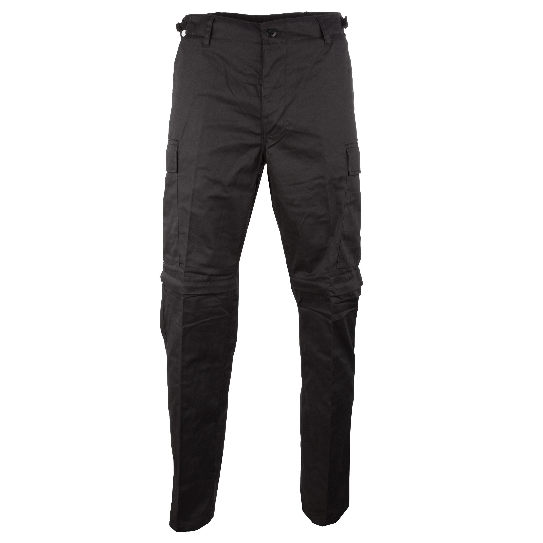 Zip-Off Hose schwarz