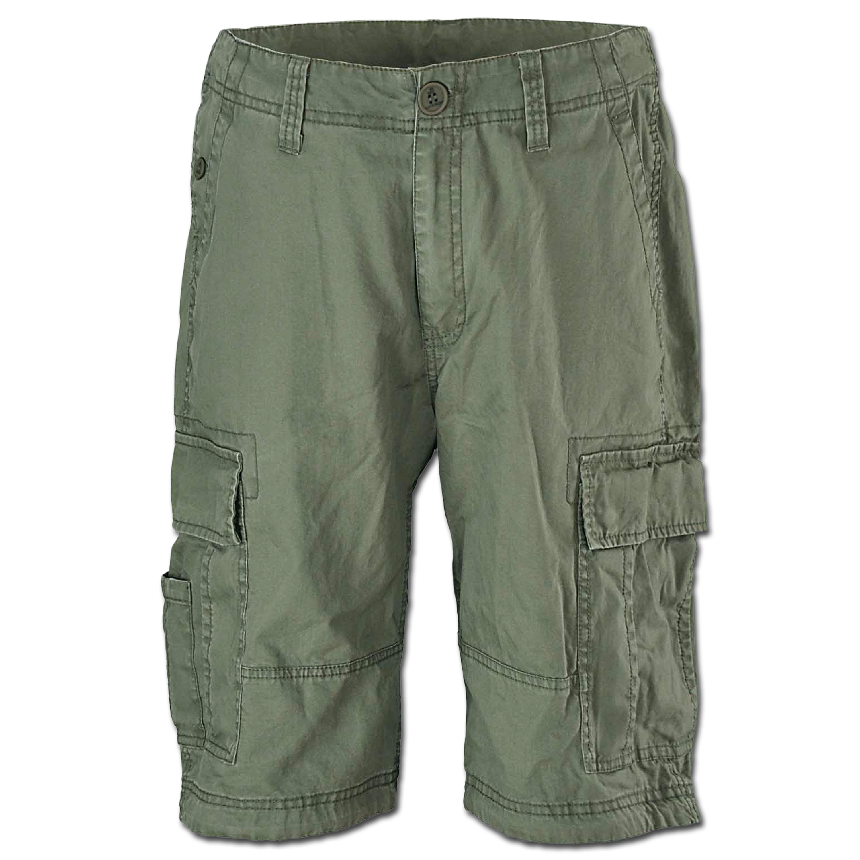 Shorts Vintage Industries Batten oliv
