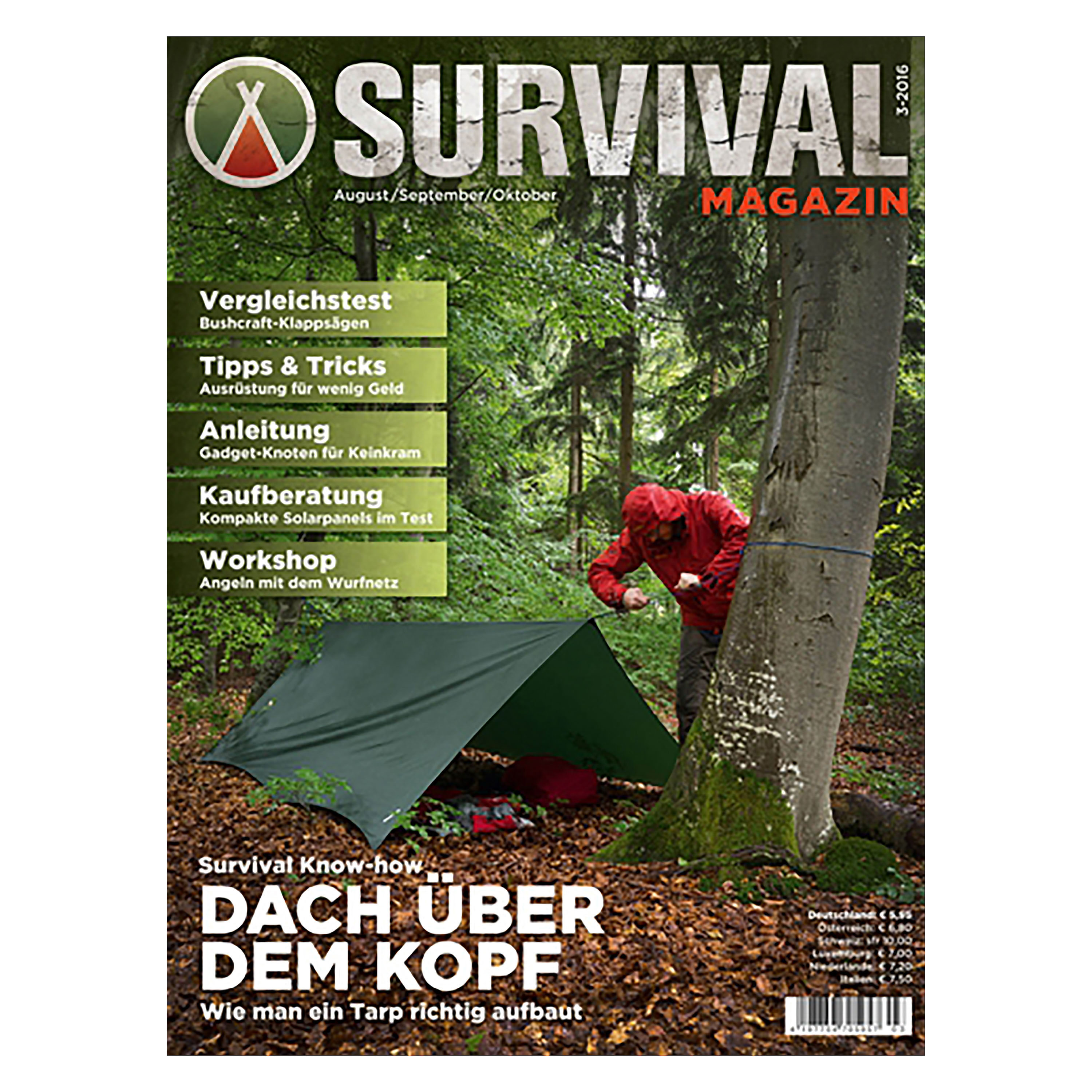 Survival Magazin 03/2016