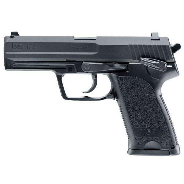 Heckler & Koch Airsoft Pistole USP 1.0 J GBB schwarz