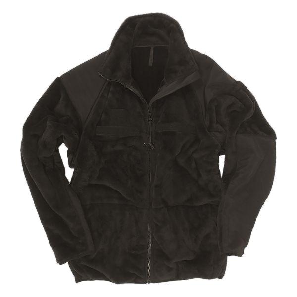US Fleece Jacke Generation III Level 3 schwarz
