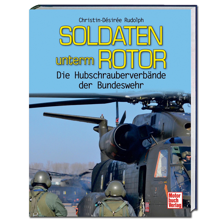 Buch Soldaten unterm Rotor