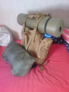 Hydro Tactical Assault Pack