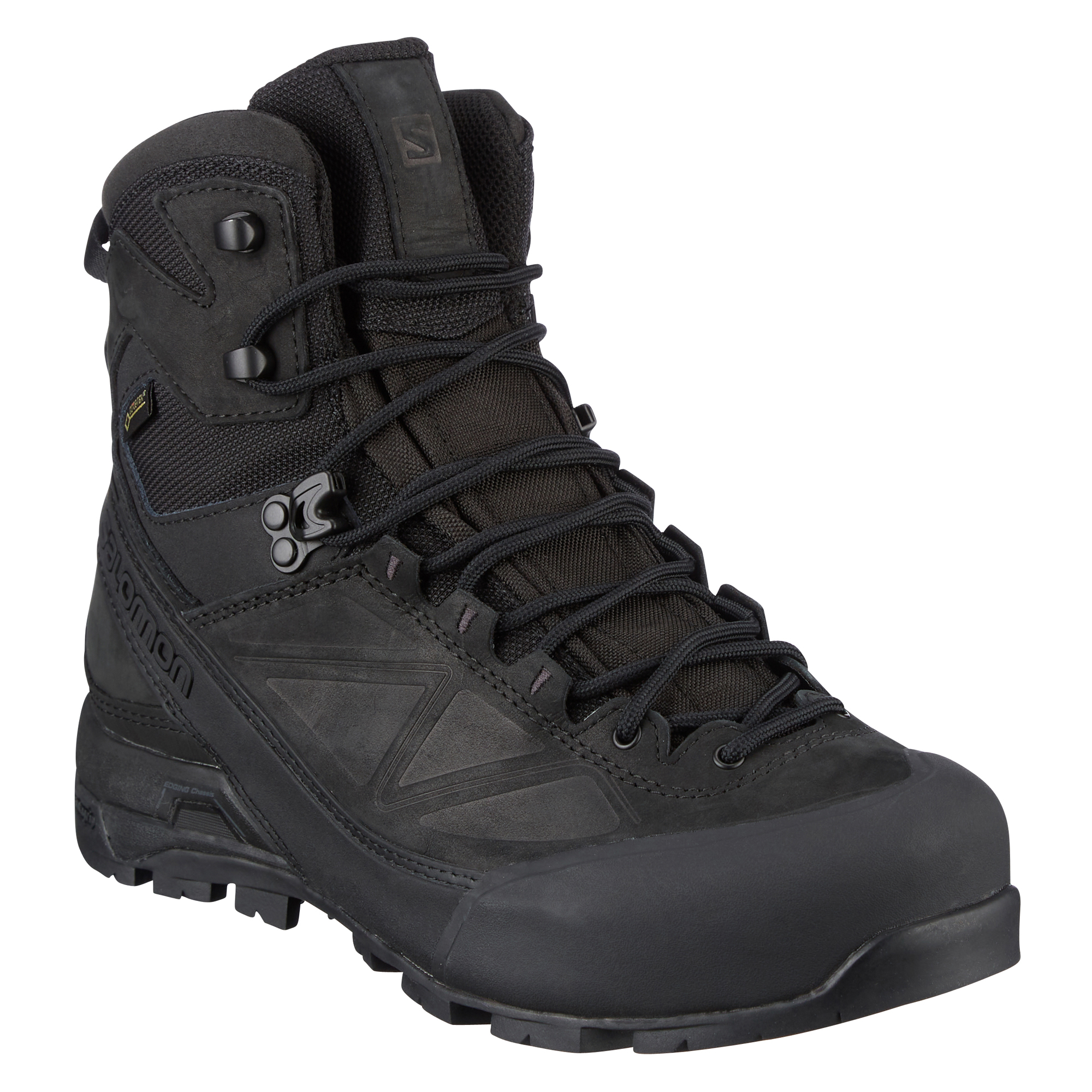 Salomon Stiefel X Alp GTX Forces schwarz