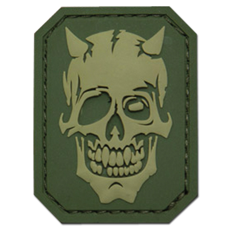 MilSpecMonkey Patch MM Devilskull PVC multicam