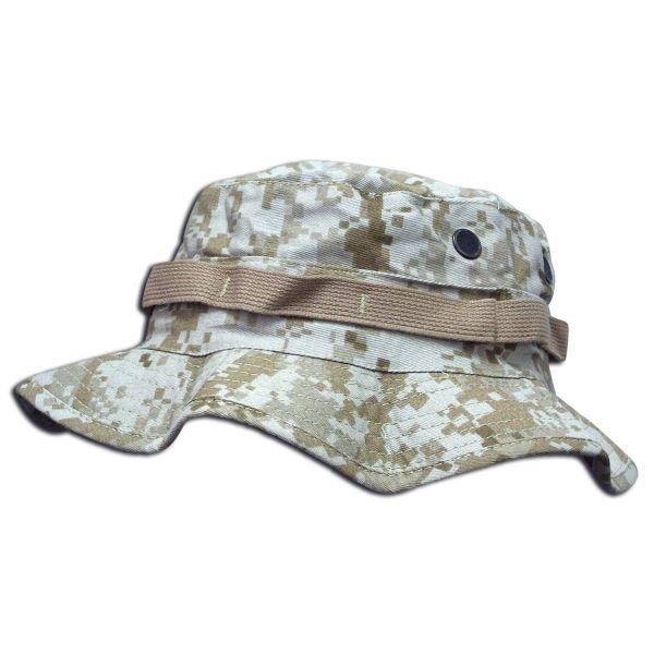 Boonie Hat digital desert