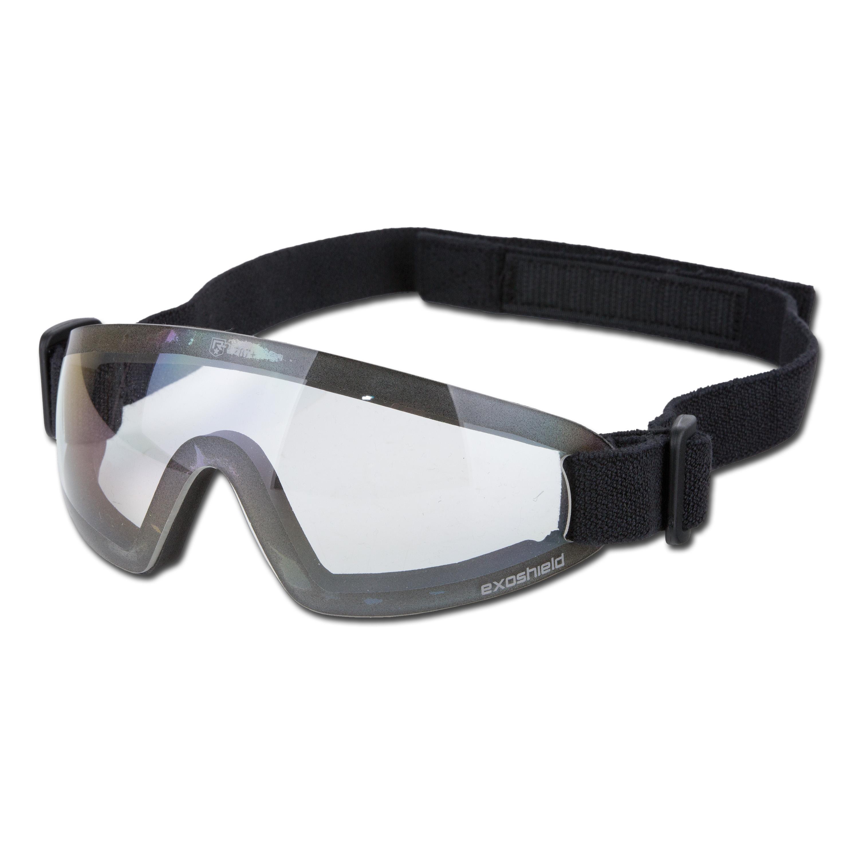 Schutzbrille Revision Exoshield Extreme Low-Profile klar