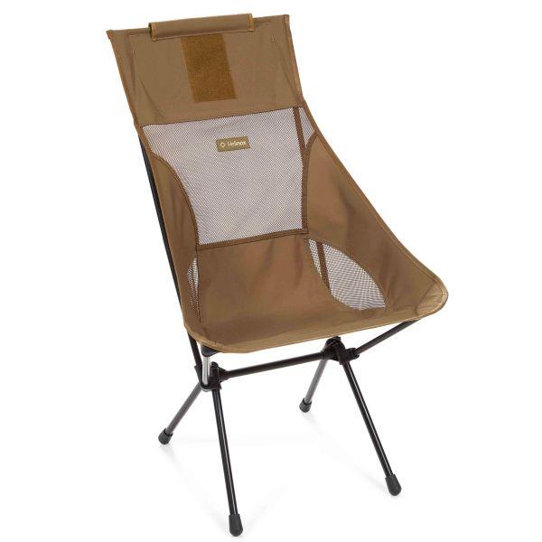 Helinox Campingstuhl Sunset Chair coyote tan