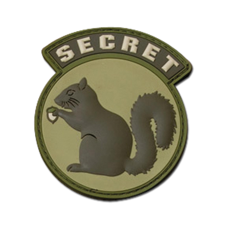 MilSpecMonkey Patch Secret Squirrel PVC multicam