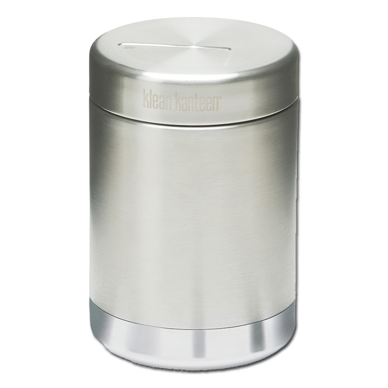 Thermoisolierbehälter Klean Kanteen silber 473 ml