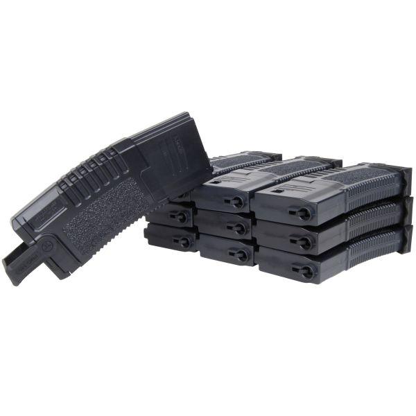Airsoft Magazin Amoeba M4 10er Pack schwarz