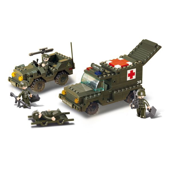 Sluban Krankenwagen M38-B6000