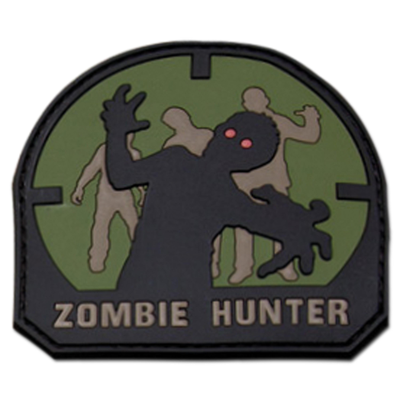 MilSpecMonkey Patch Zombie Hunter PVC forest