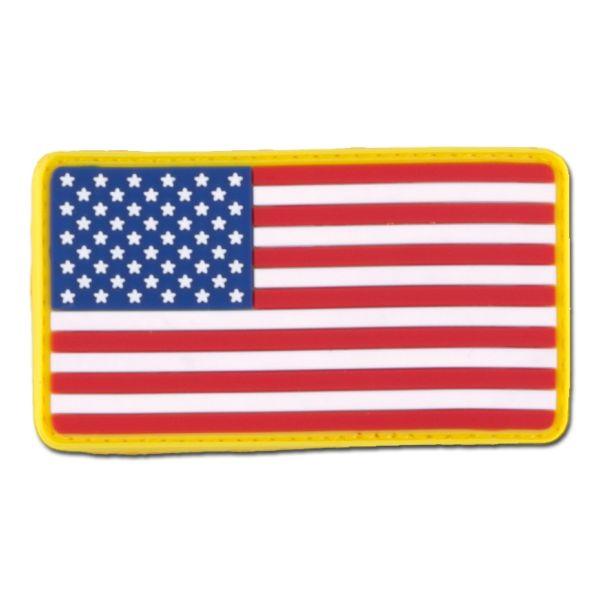 3D-Patch US Flag full color