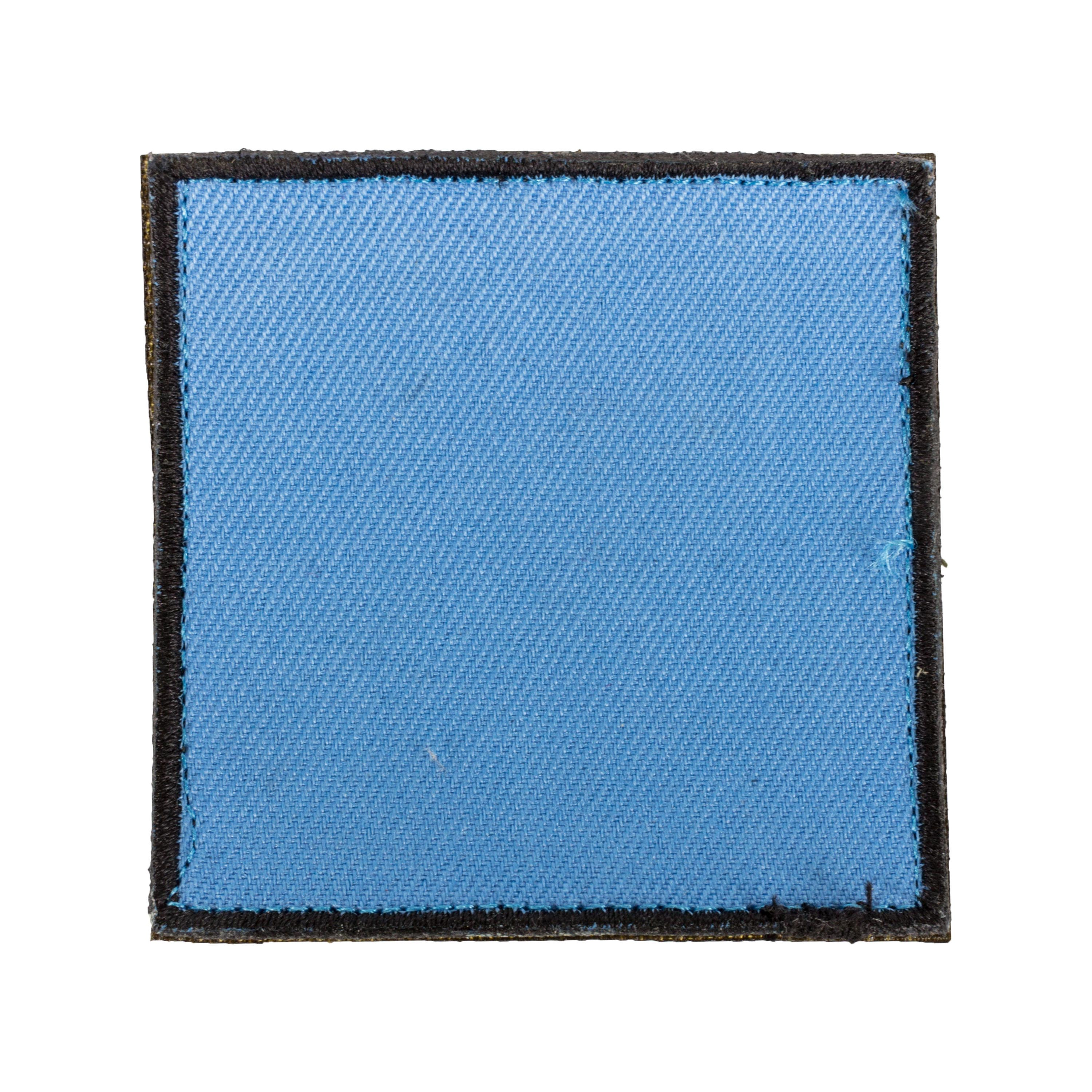 Patch Kompaniefarbe blau