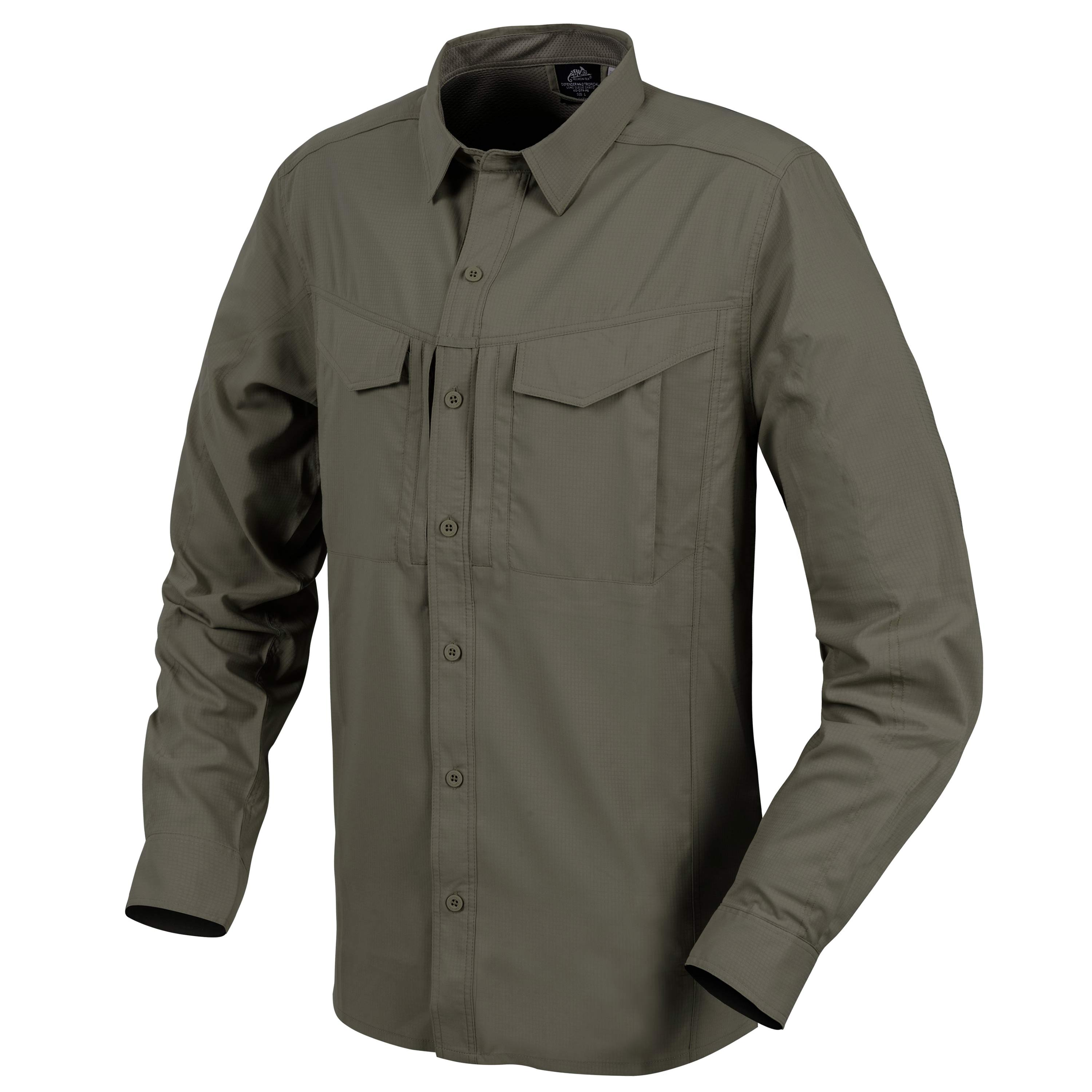 Helikon-Tex Hemd Defender MK2 Tropical Shirt dark olive