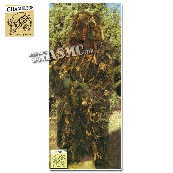 Ghilliesuit Chameleon