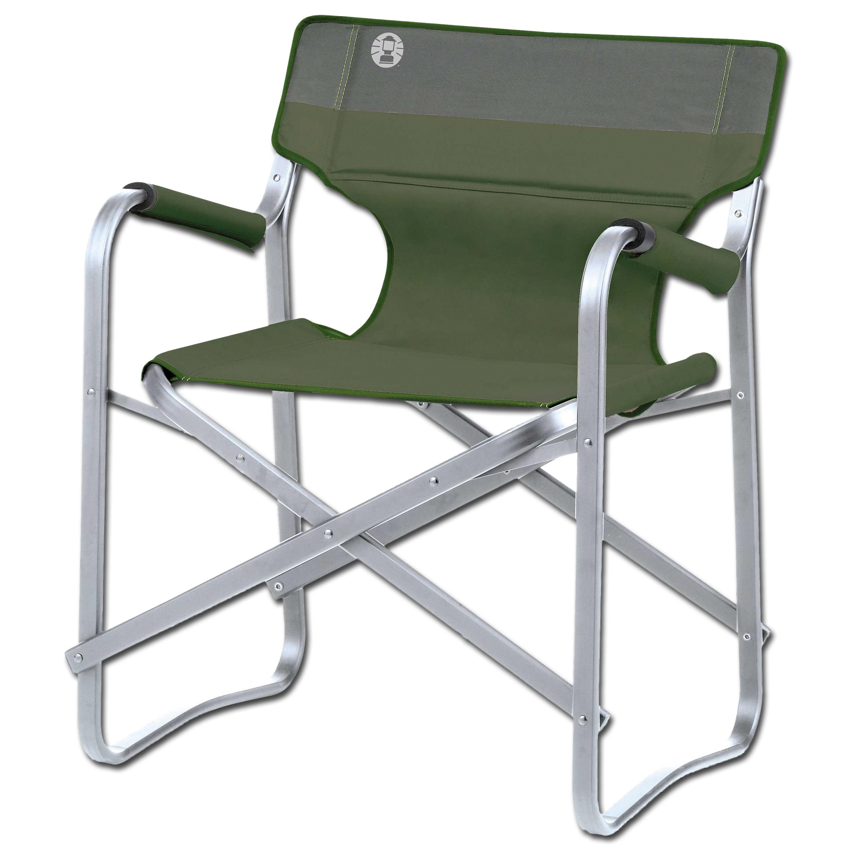 Campingstuhl Coleman Deck Chair oliv