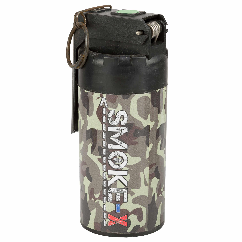Smoke-X Rauchgranate SX-3 Army grün