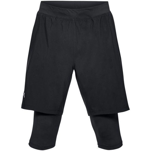 Under Armour Shorts Launch kurz schwarz