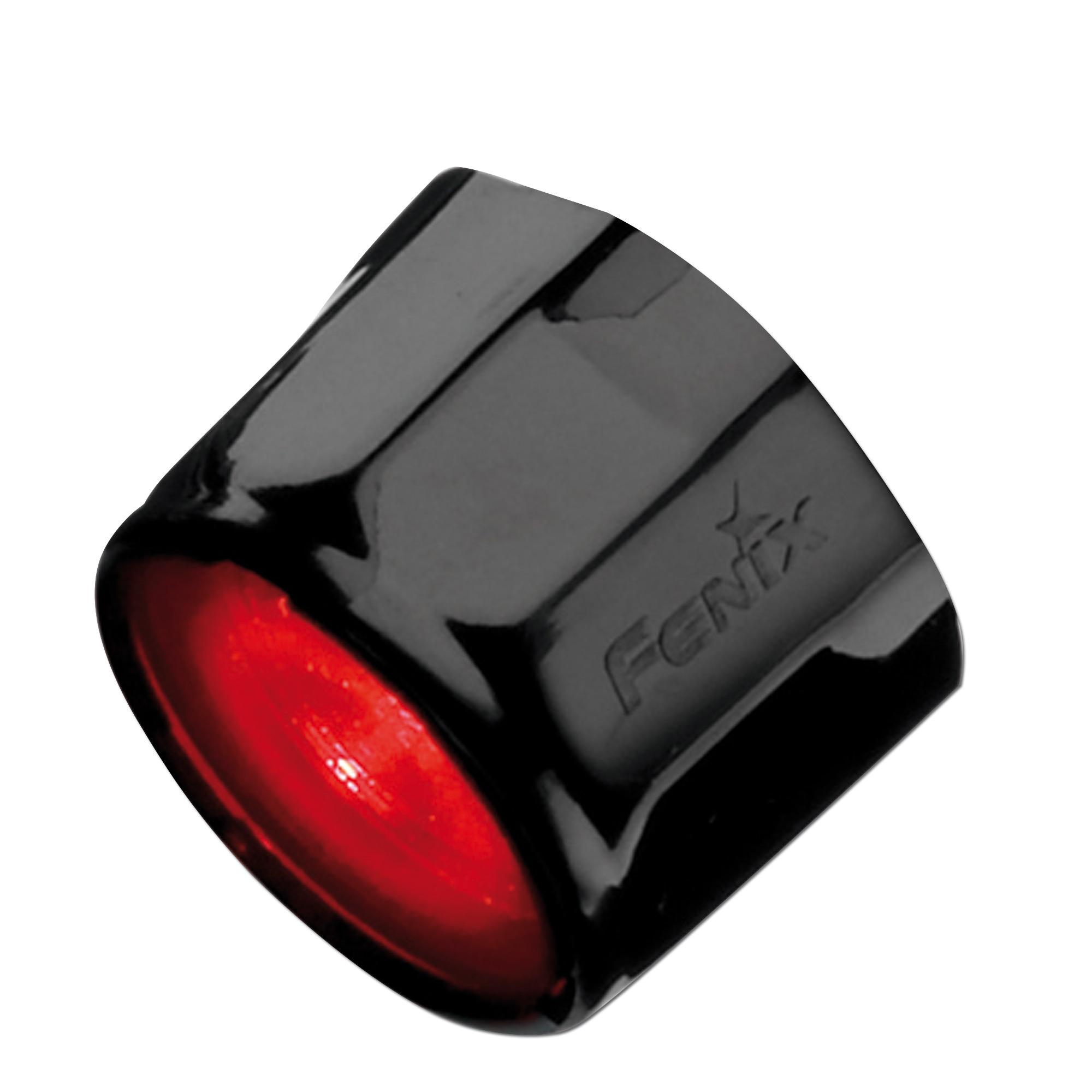 Rotfilter Fenix Lampe TK-Serie