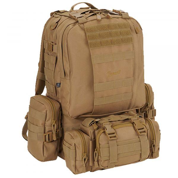 Brandit Rucksack US Cooper Modular Pack camel