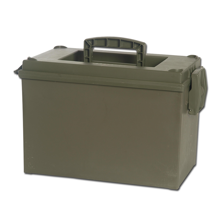 US Ammo Box Cal. 20 mm oliv