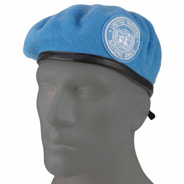 BW Barett UN hellblau gebraucht