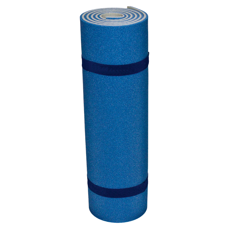Explorer Isoliermatte Schaumstoff blau-grau
