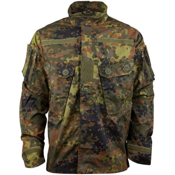Feldbluse TacGear Commando flecktarn