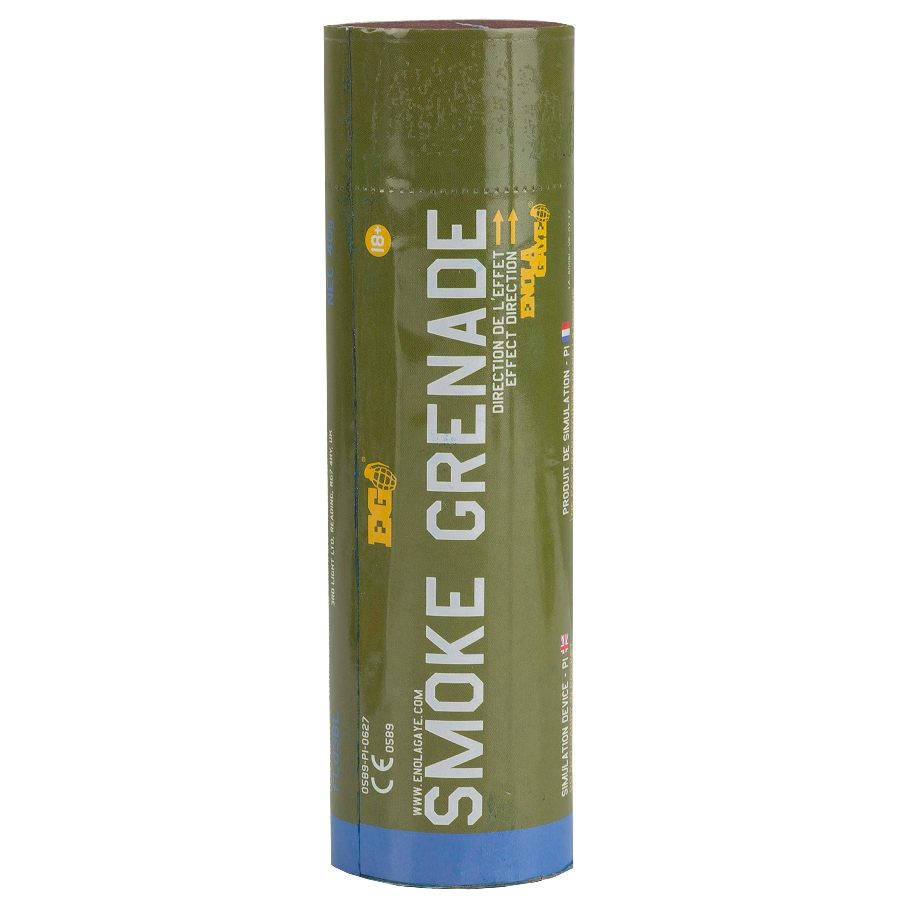 Smoke-X Rauchgranate SX-2 Friction blau