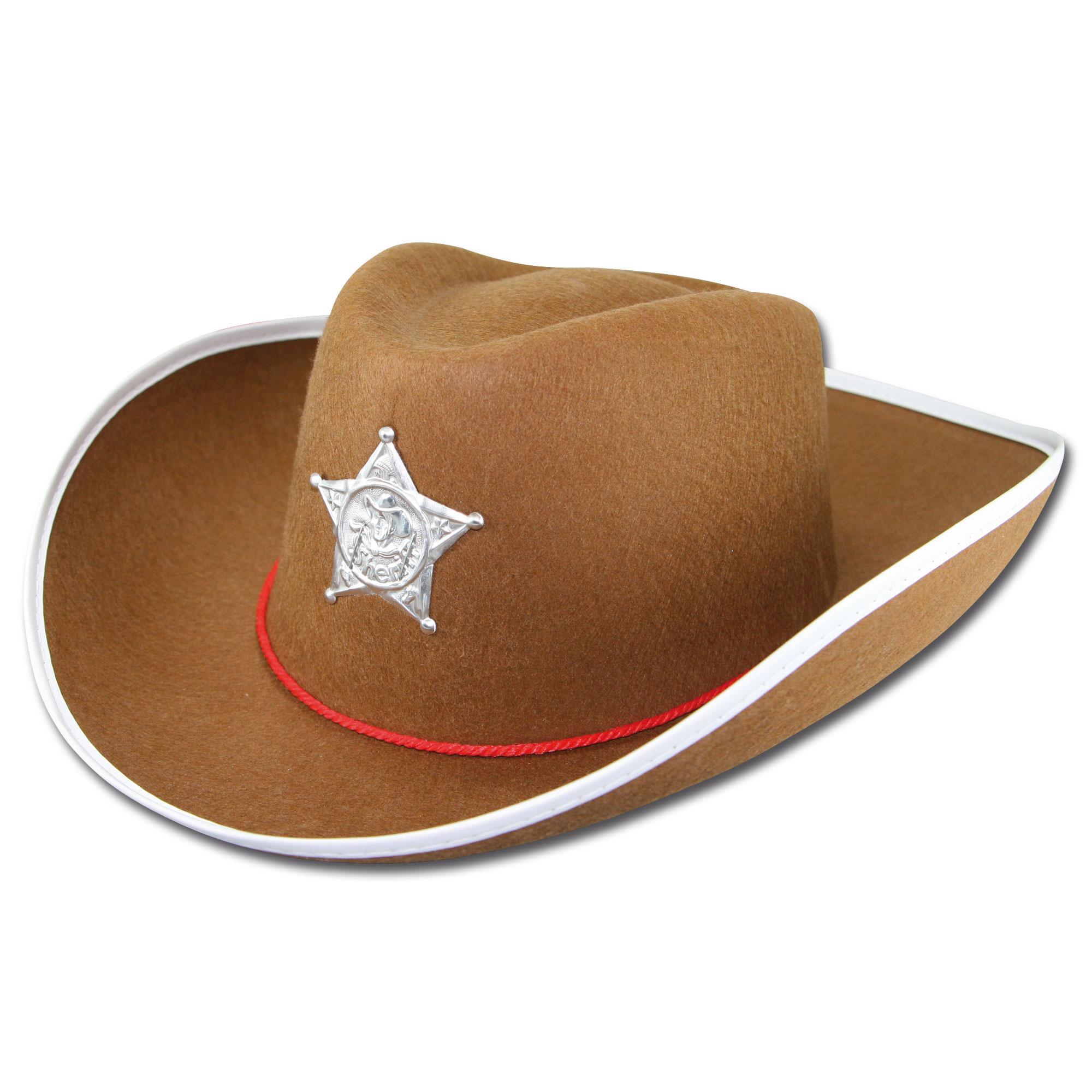 Kinder Sheriffhut