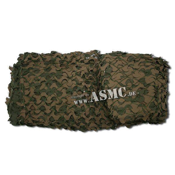 Tarnnetz Camo System Militärversion 6x3 m