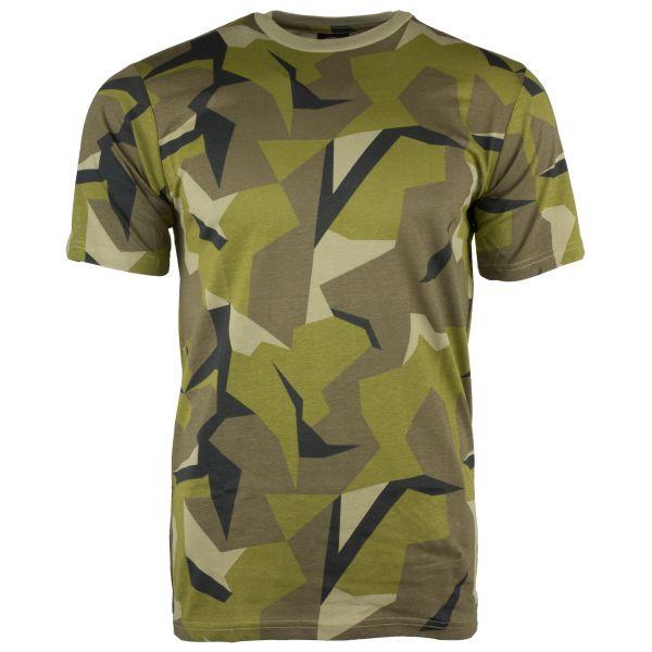T-Shirt schwedisch-tarn