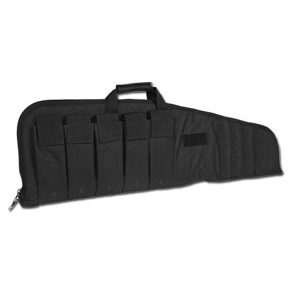 Rifle Case mit Tragegurt schwarz 100 cm