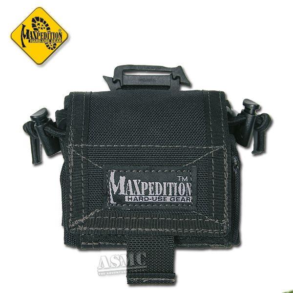 Maxpedition Mega Rollypoly schwarz