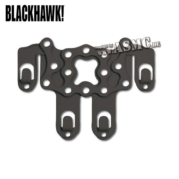 Blackhawk CQC S.T.R.I.K.E. Plattform schwarz
