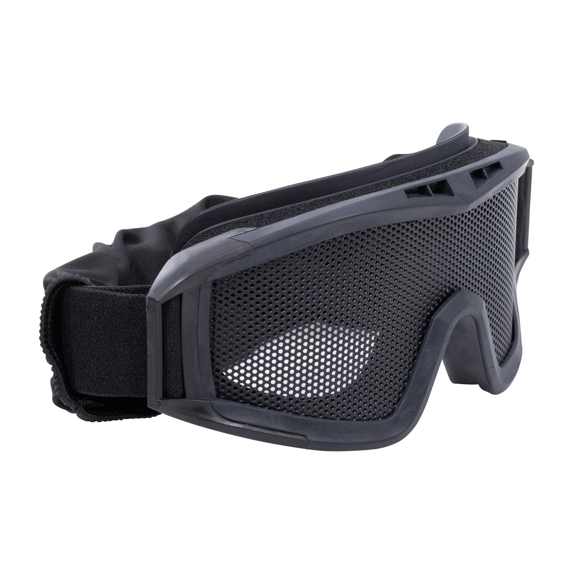 Schutzbrille Elite Force MG 300 schwarz