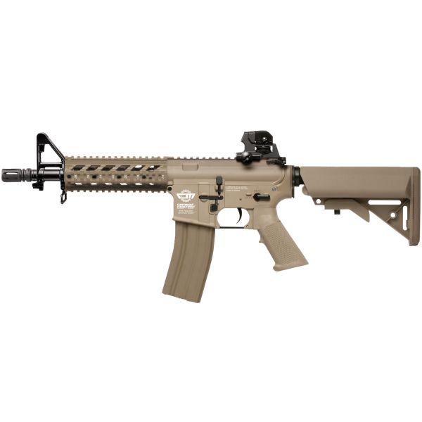 G&G Airsoft Gewehr CM16 Raider 0.5 J AEG desert