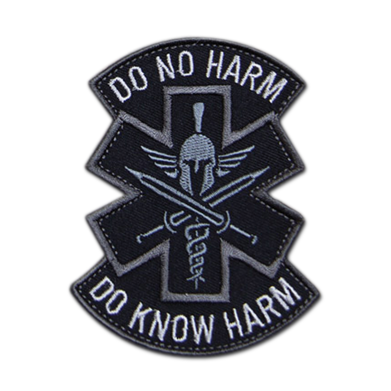 MilSpecMonkey Patch Do No Harm Spartan swat